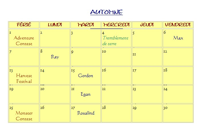 Calendrier (1ere generation) Screen22