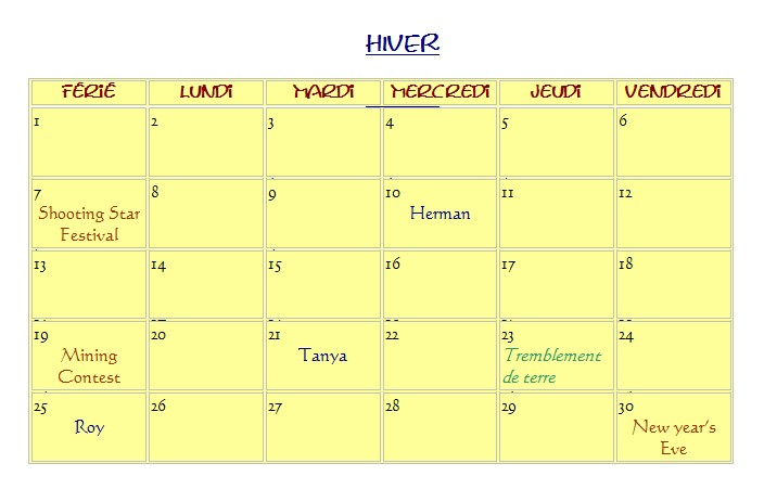 Calendrier (1ere generation) Screen23