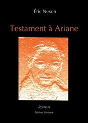 [Nexon, Eric] Testament à Ariane Taa10