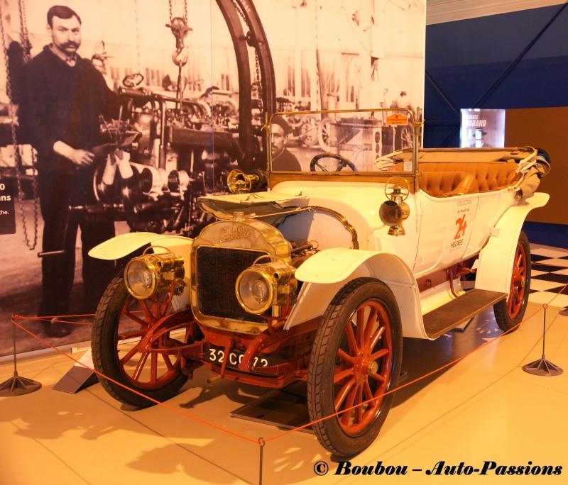 Musée Automobile de La Sarthe - Musée des 24 heures A11