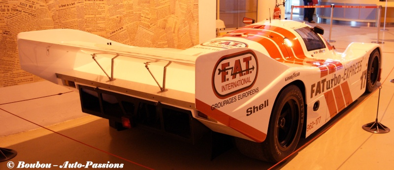Musée Automobile de La Sarthe - Musée des 24 heures A12