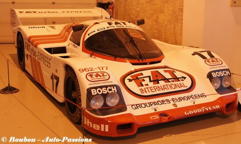 Musée Automobile de La Sarthe - Musée des 24 heures B12