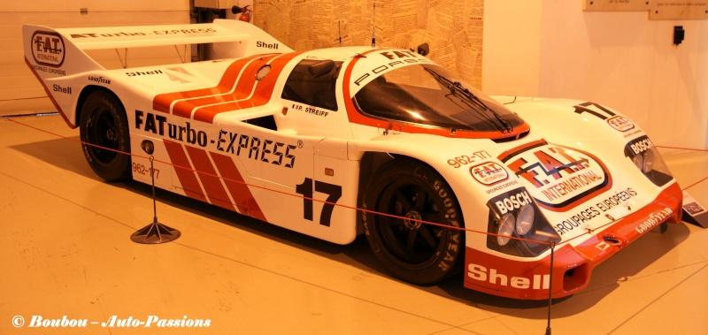 Musée Automobile de La Sarthe - Musée des 24 heures C11