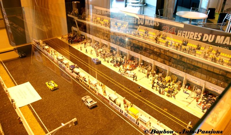 Musée Automobile de La Sarthe - Musée des 24 heures D10