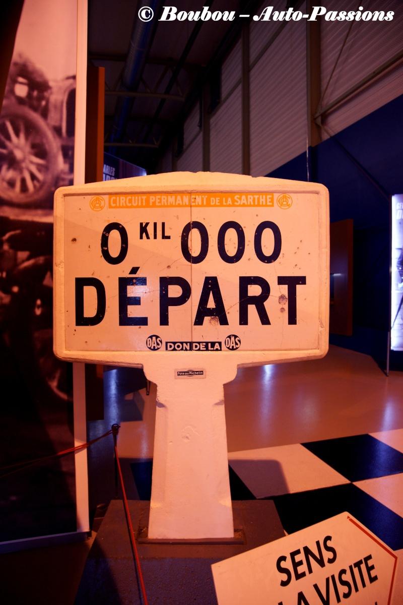 Musée Automobile de La Sarthe - Musée des 24 heures D11