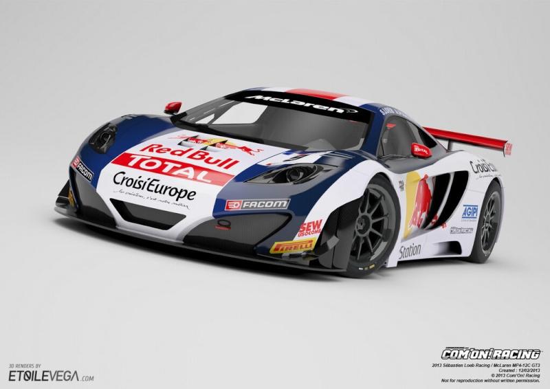 FIA GT Series 2013 Fb39