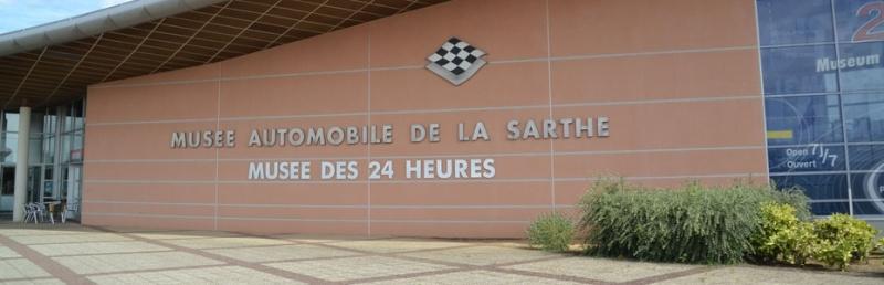 Musée Automobile de La Sarthe - Musée des 24 heures Fb65