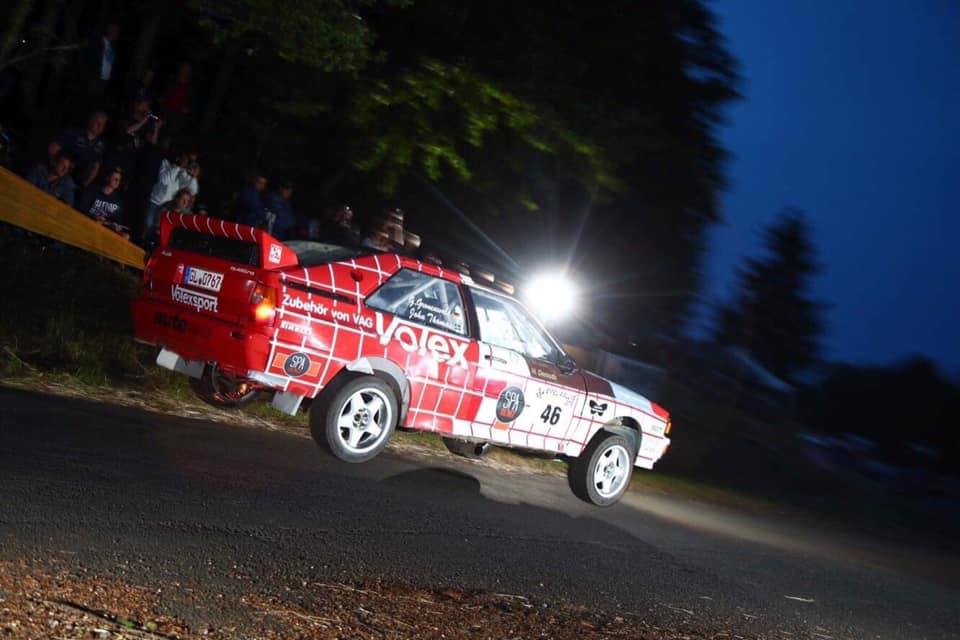 Articles de presse / net / vidéo / radio concernant le Rallye RCO de Trois-Ponts Audi-j10