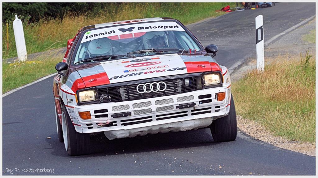 Articles de presse / net / vidéo / radio concernant le Rallye RCO de Trois-Ponts Audi-j11