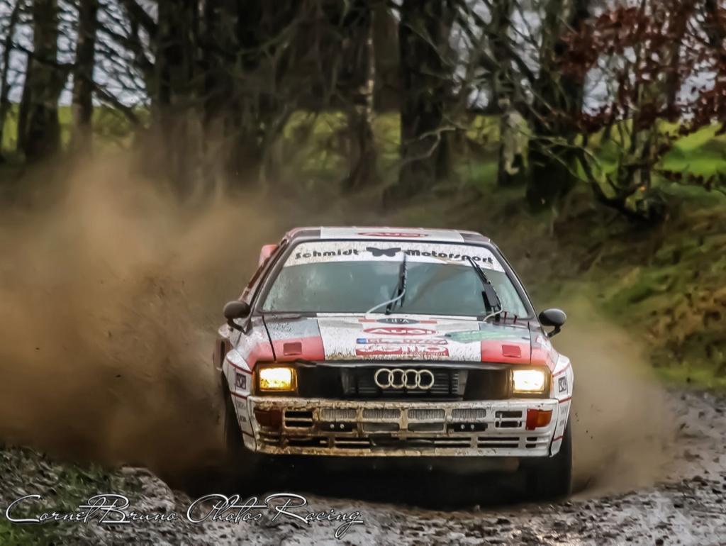 Articles de presse / net / vidéo / radio concernant le Rallye RCO de Trois-Ponts Audi-j13