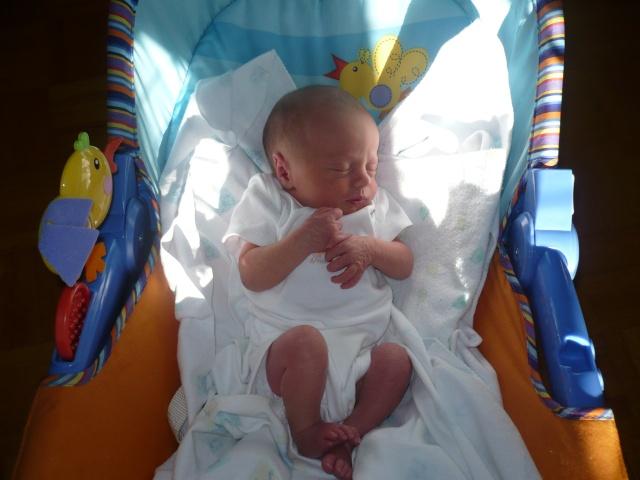 Notre amour est enfin là! Bébé espoir 4: Lyvia  11_11_17