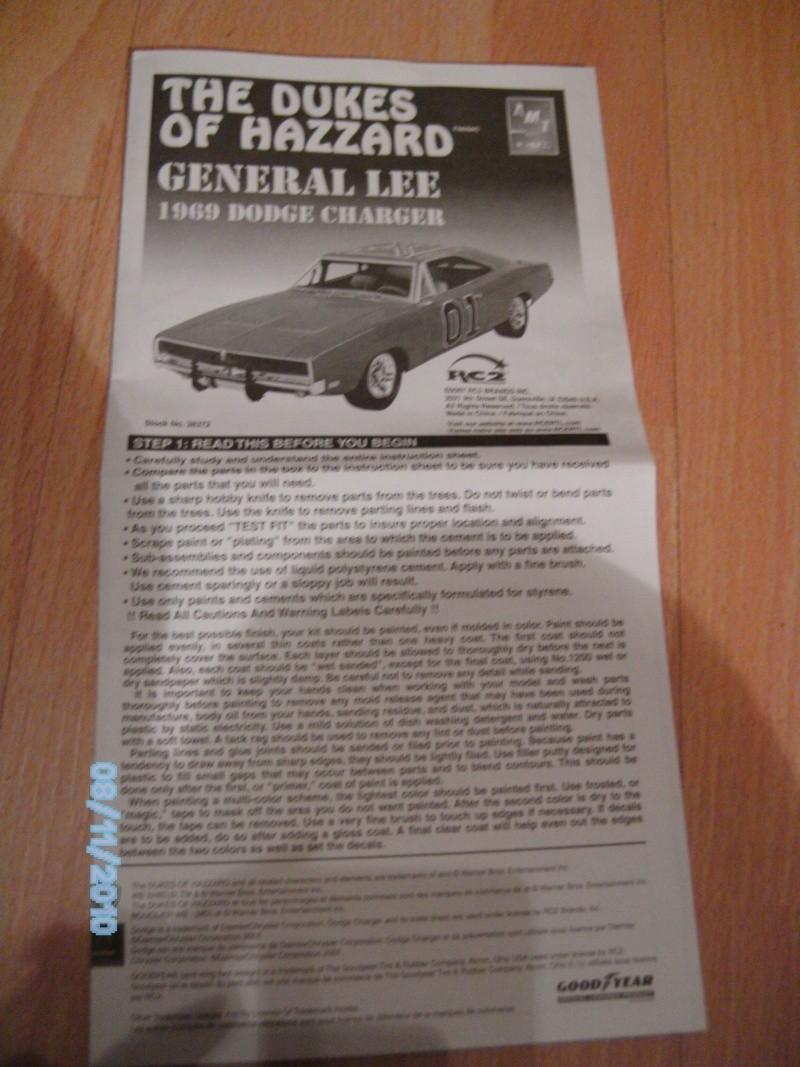General Lee AMT/ERTL 1:25 Pict1025
