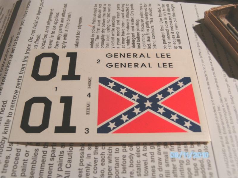 General Lee AMT/ERTL 1:25 Pict1045