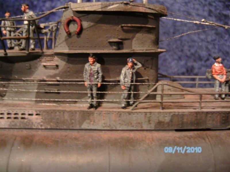 U-Boot Mannschaft, Resin / 1:72  FERTIG Pict1117