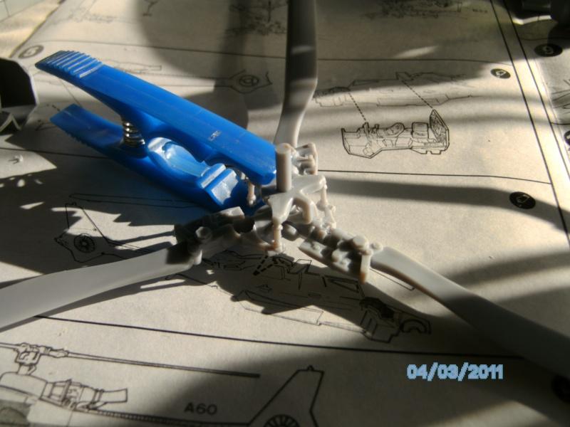 """Blue Thunder """"Das fliegende Auge"""" 1:32 von Kitech Pict2262"""