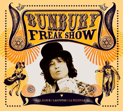 Enrique Bunbury-Freak Show-2005 Freaks10