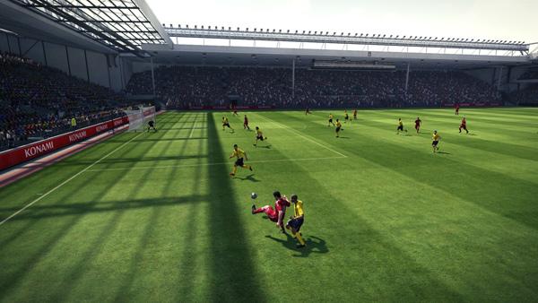 Pro Evolution Soccer 2010  Pes-2012