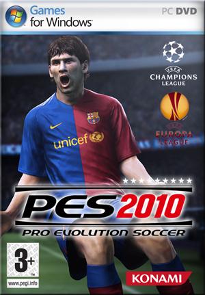 Pro Evolution Soccer 2010  Pes20110