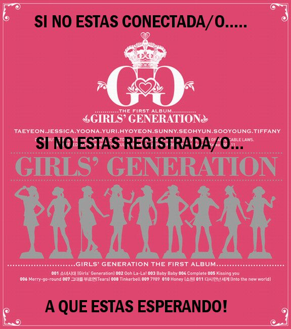 Albums y Mini Albums SNSD Girls-10