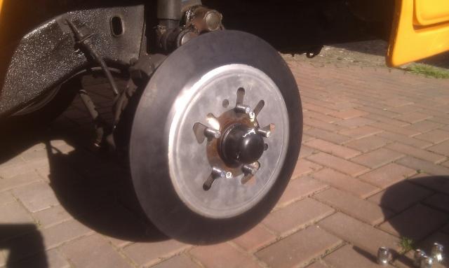 Brake - Brake dust guard Imag0313