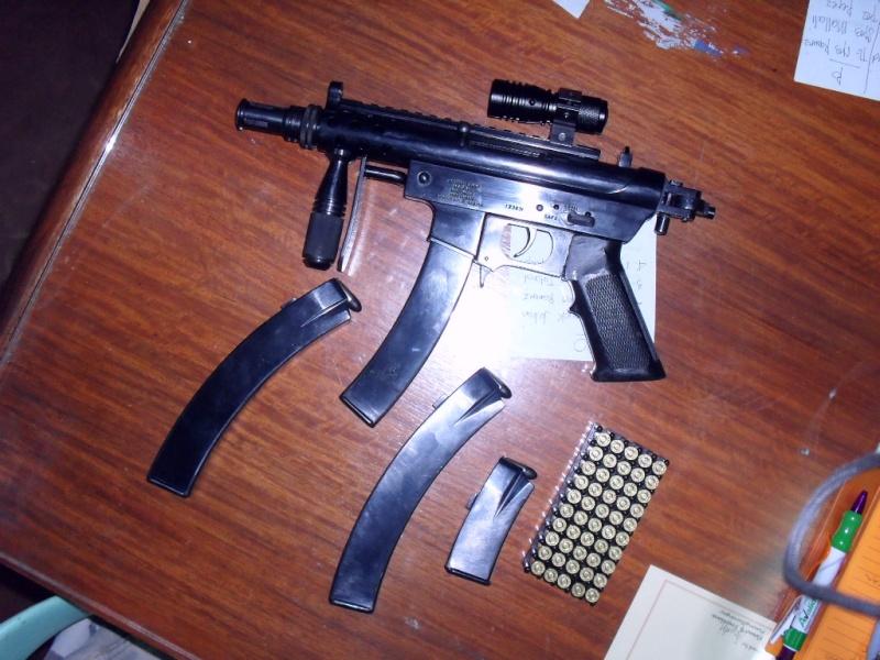 my kg99 submachinegun Sdc13510