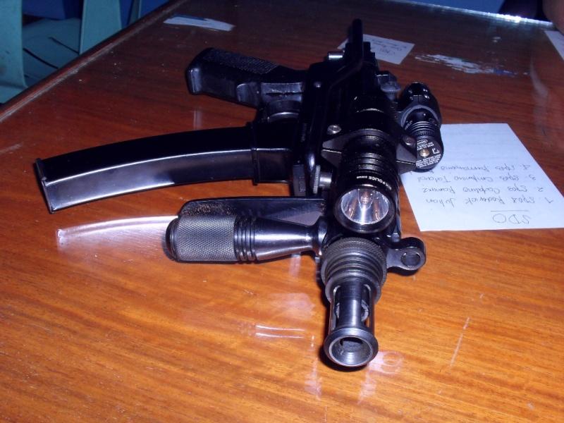 my kg99 submachinegun Sdc13610