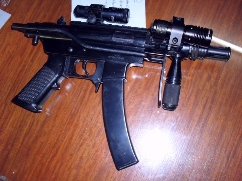 my kg99 submachinegun Sdc13611