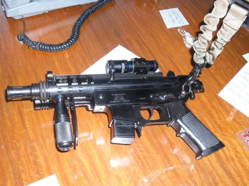 my kg99 submachinegun Sdc13910