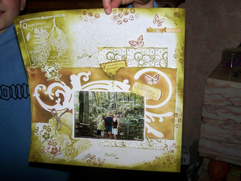 page shabby Scrap611