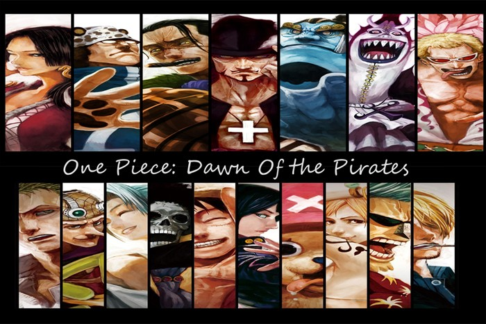One Piece: Dawn of the Pirates
