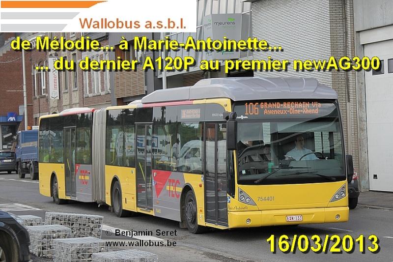 [Excursion] de Mélodie... à Marie-Antoinette... du dernier A120P au premier newAG300 - 16/03/2013 75440110