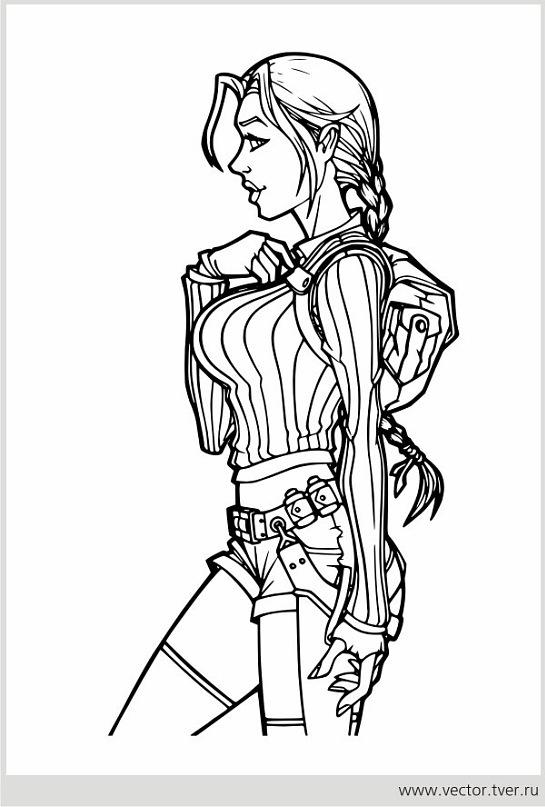 Рисунки на тему Tomb Raider Y_27ba10