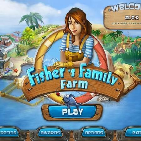 المتعة والتسلية مع لعبة مزرعة السمك Fisher's Family Farm بمساحة 250 ميجا فقط على عدة سيرفرات  N9tfhx10
