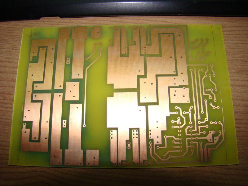 éviter les top radio récepteur 2.4ghz avec pcb made in pointeman Alim8010