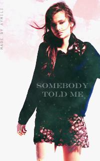 nobody's perfect. I'm nobody. bella's gallery © aymili Nina_d10