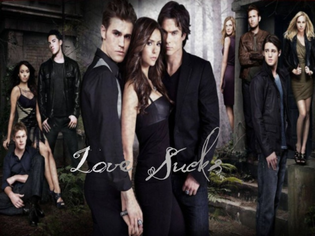 Vampire Diaries - Love Sucks