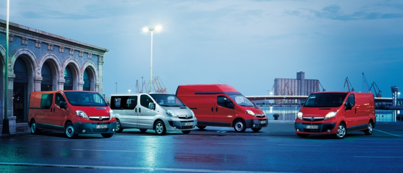 reve de Marco Polo, realité en Break, Trafic, Vito Opel_v10