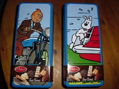 Nouvelles boites Delacre Tintin Cimg2617