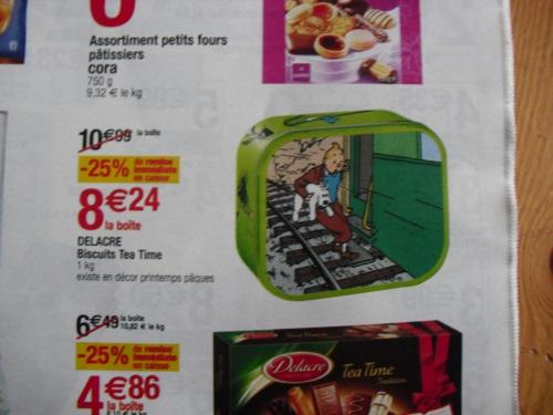 Nouvelles boites Delacre Tintin Cimg2619