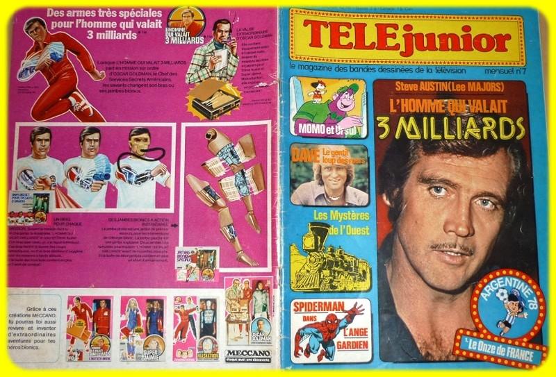[MAGAZINES] Télé Junior P1090211