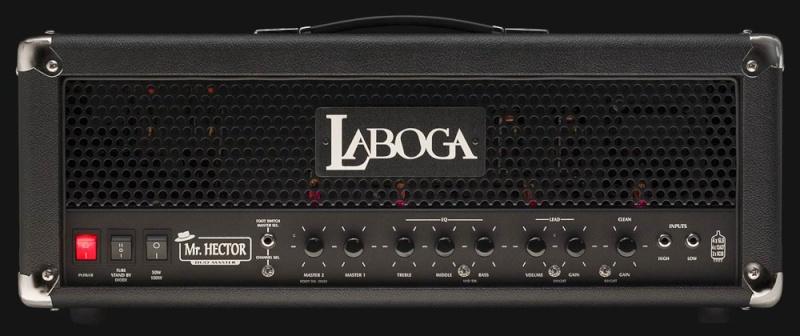 Tête ampli LABOGA  Mr.Hector Duo Master MK-2 Single-Head   Laboga10