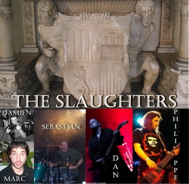 THE SLAUGHTERS Slaugh10