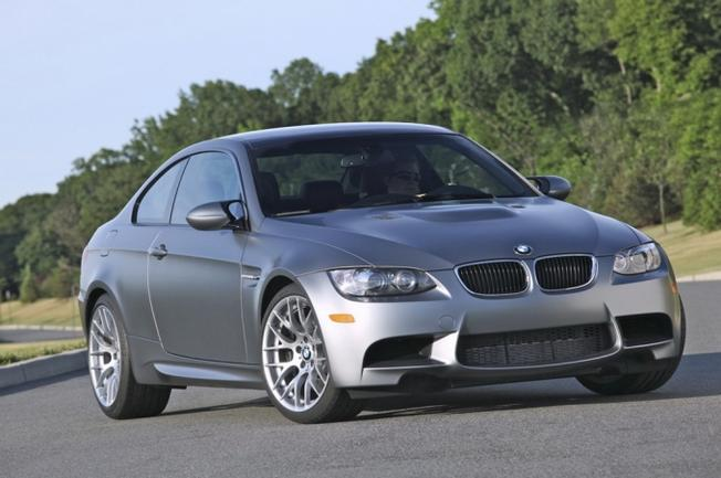 BMW M3 E92 Frozen Gray-2010- Market US. -photo11