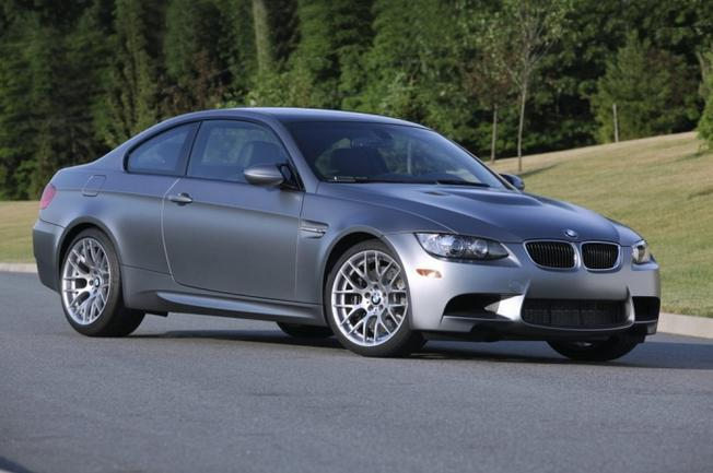 BMW M3 E92 Frozen Gray-2010- Market US. 01858-10