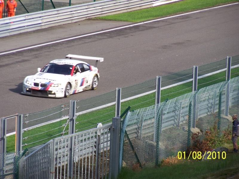 BMW a Spa Francorchamp 2010 100_3712
