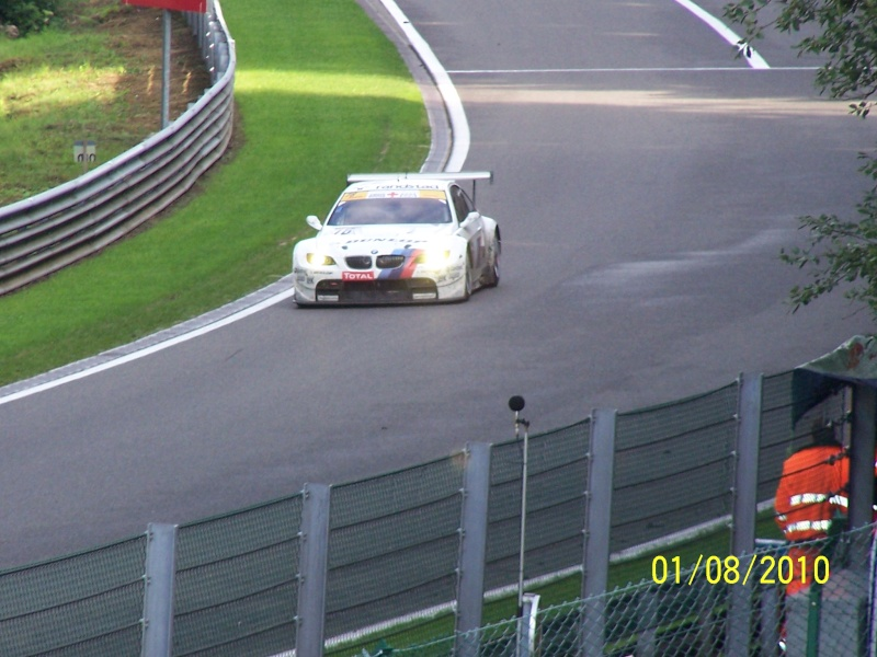 BMW a Spa Francorchamp 2010 100_3713