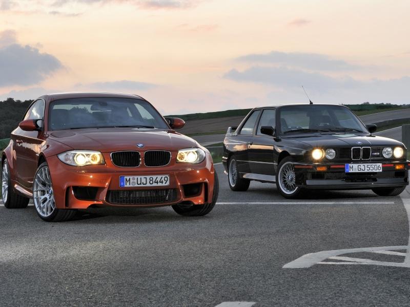 Photo présentation officielle + essais  BMW 1 M E82-2011 1211
