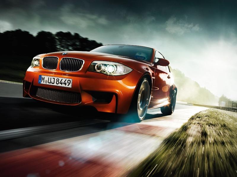 Photo présentation officielle + essais  BMW 1 M E82-2011 311