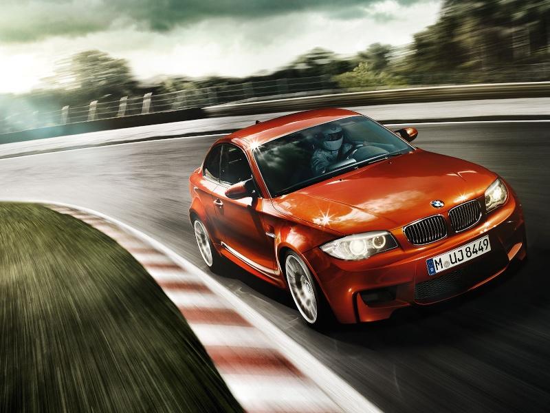 Photo présentation officielle + essais  BMW 1 M E82-2011 412