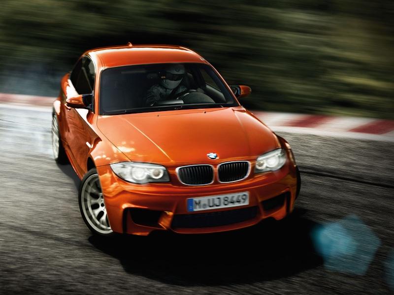 Photo présentation officielle + essais  BMW 1 M E82-2011 810